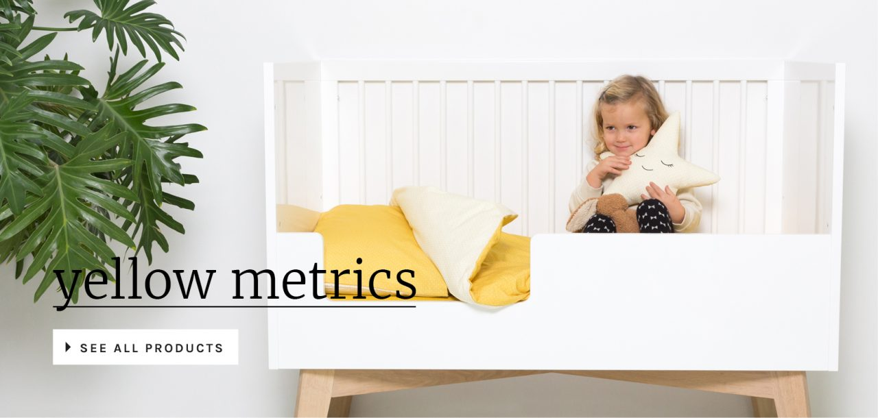 Plu, Plum collectie Yellow metrics