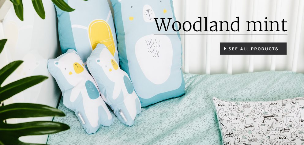 NEW Woodland Mint