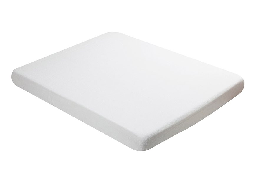 Fitted sheet 60x120cm white