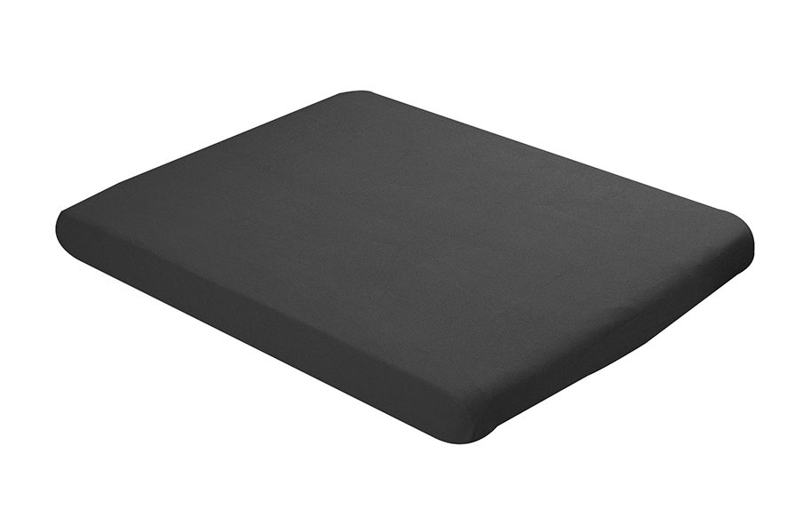 Fitted sheet 60x120cm black