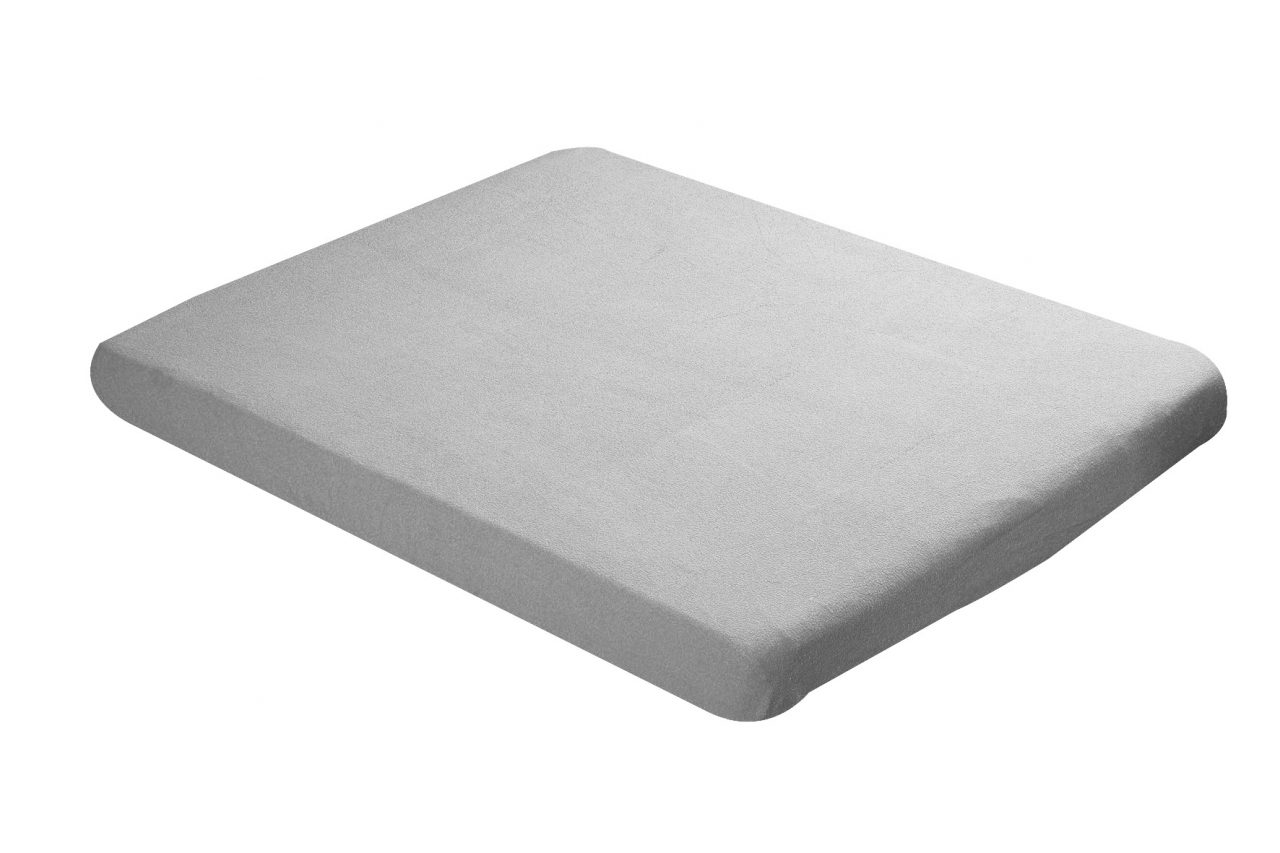 Fitted sheet 70x140cm grey