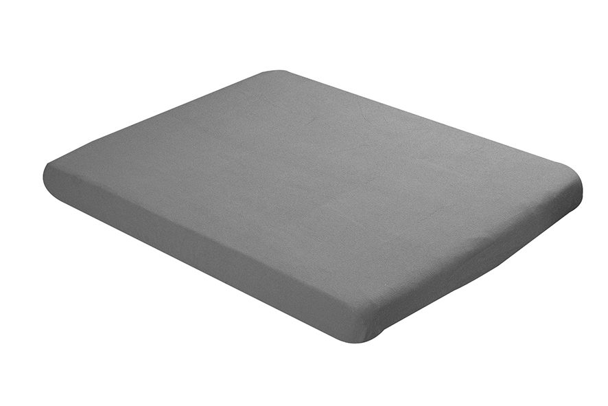 Fitted sheet 75x95cm antracite