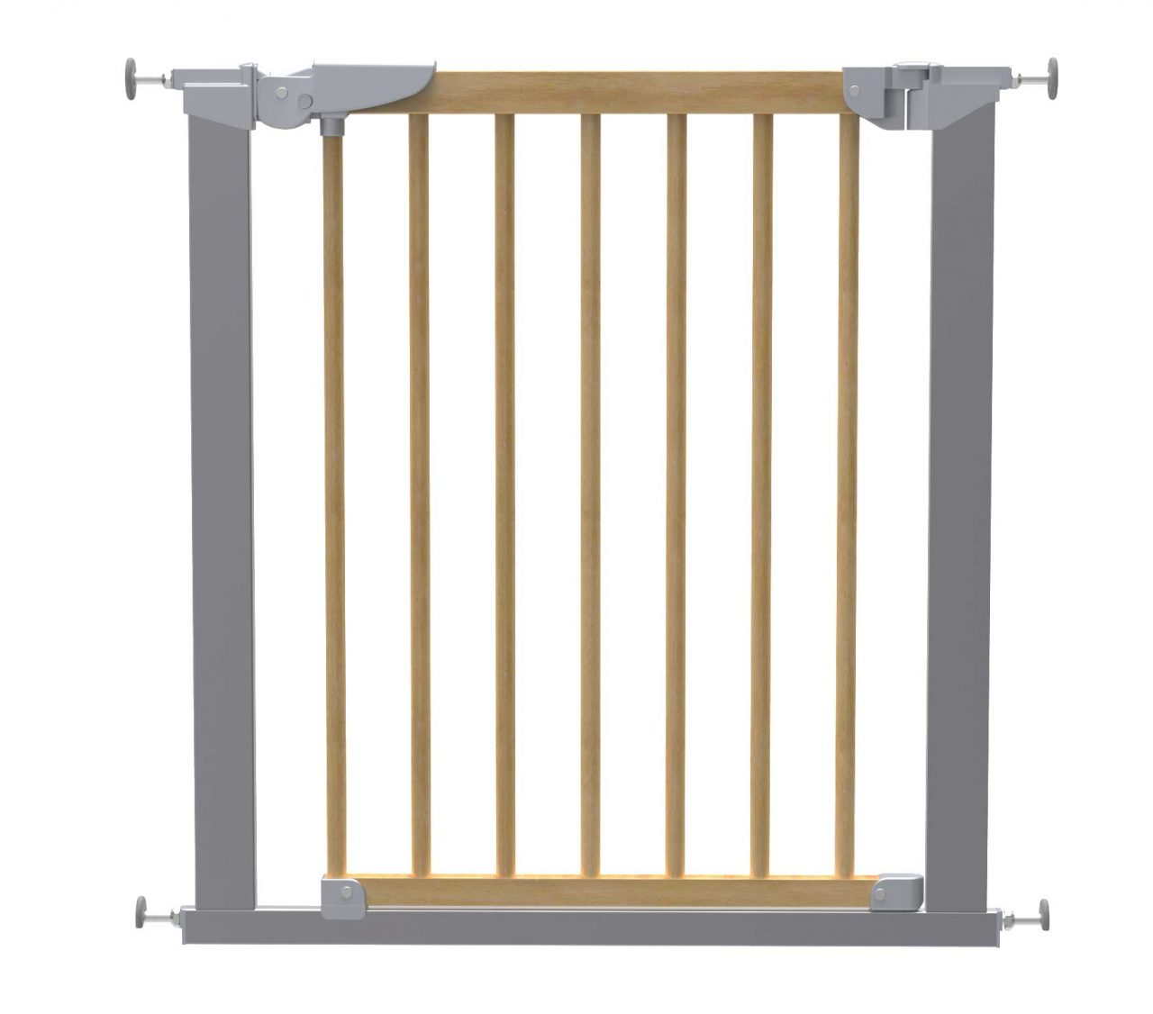 Safety gate Avantgarde (+2EXT)