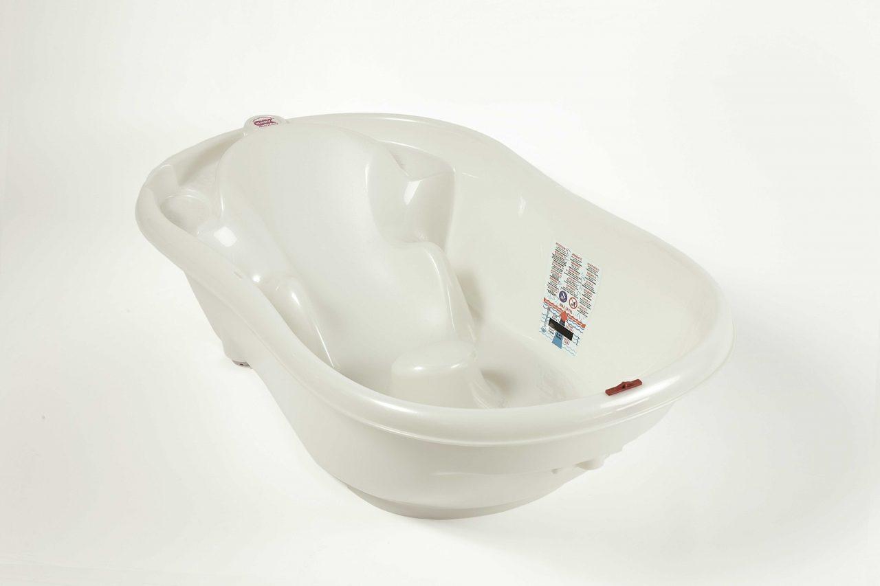 Baby bath Onda White