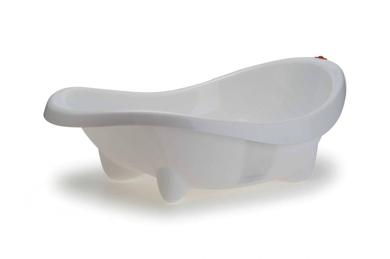 Baby bath Laguna Pearl white