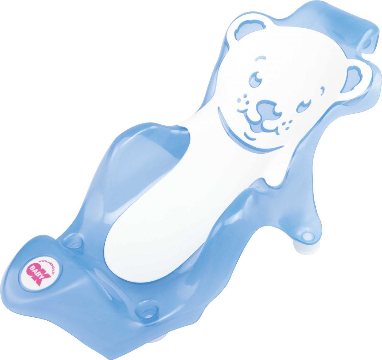 Bath support Buddy Blue