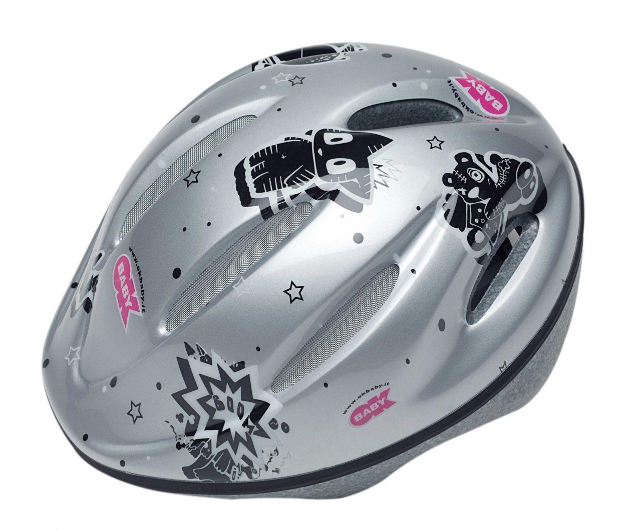 Bike helmet Sunny Crocodile