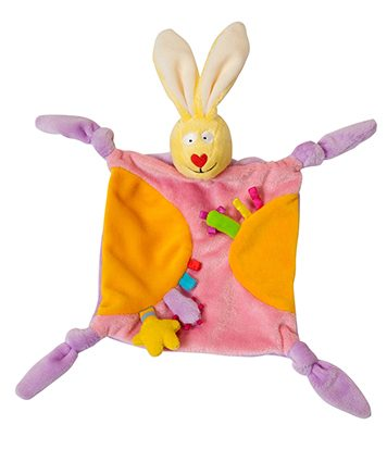 Rabbit blankie assorted