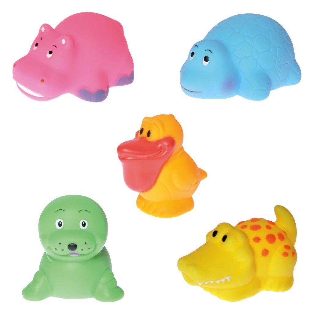 Bath toys OK Baby