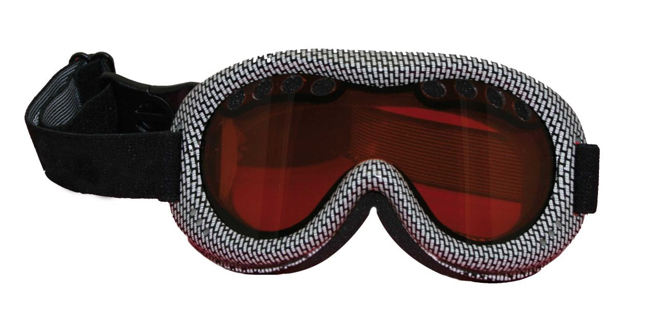 Snow goggles black