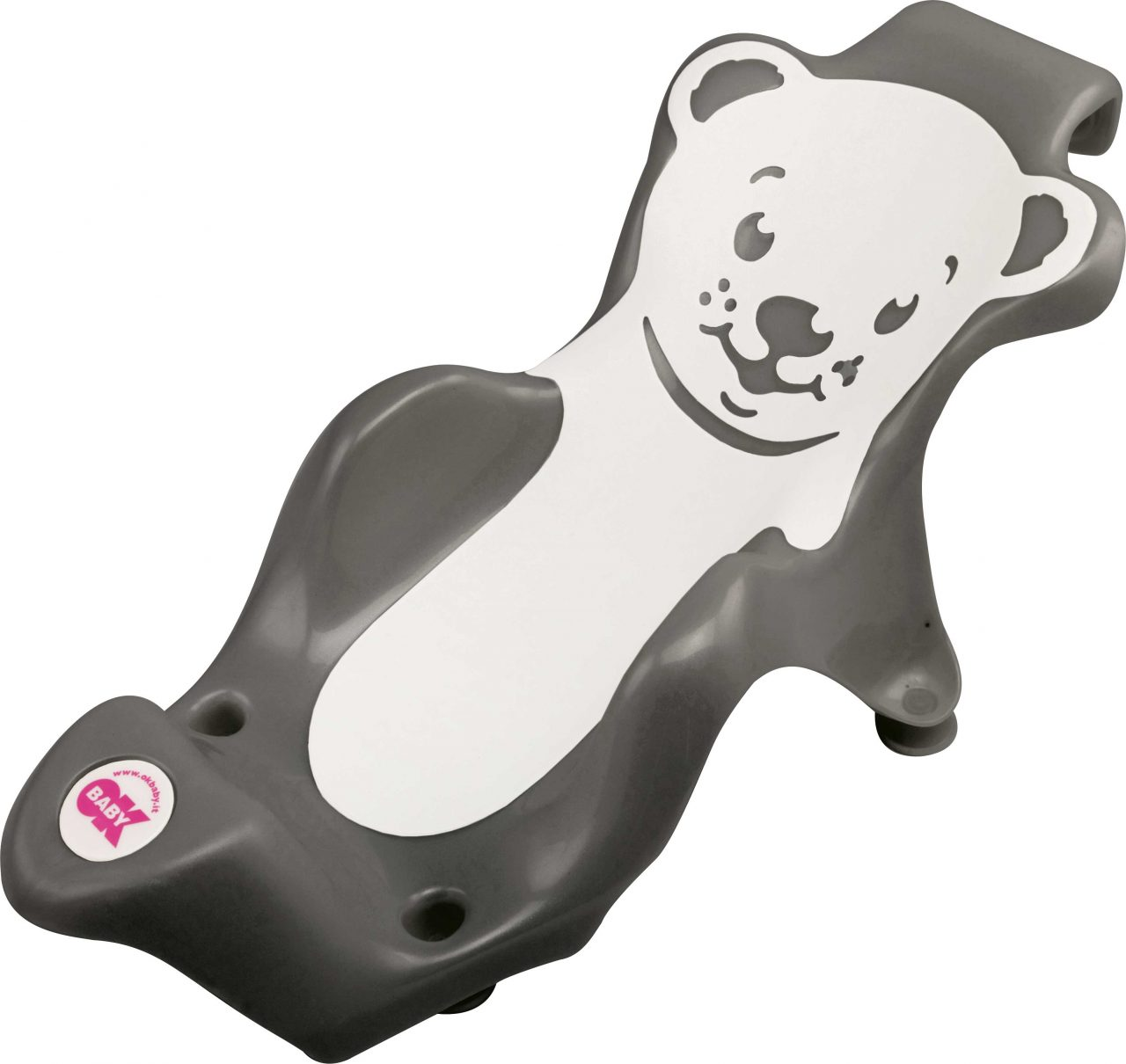 Bath support Buddy Anthracite