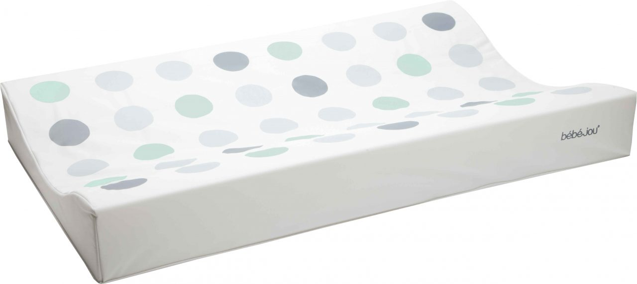 Changing pad 72x44cm Minty Dots
