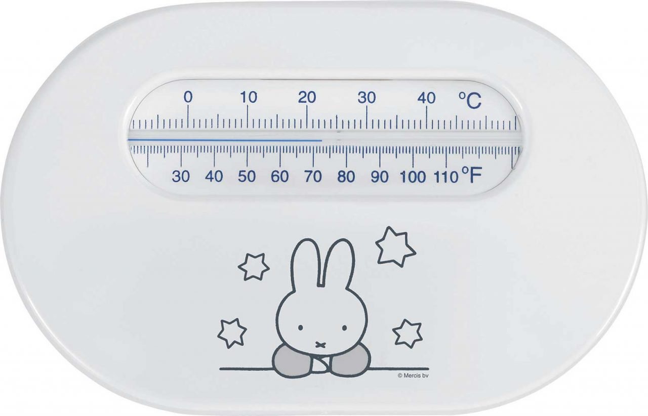 Room thermometer Miffy Stars