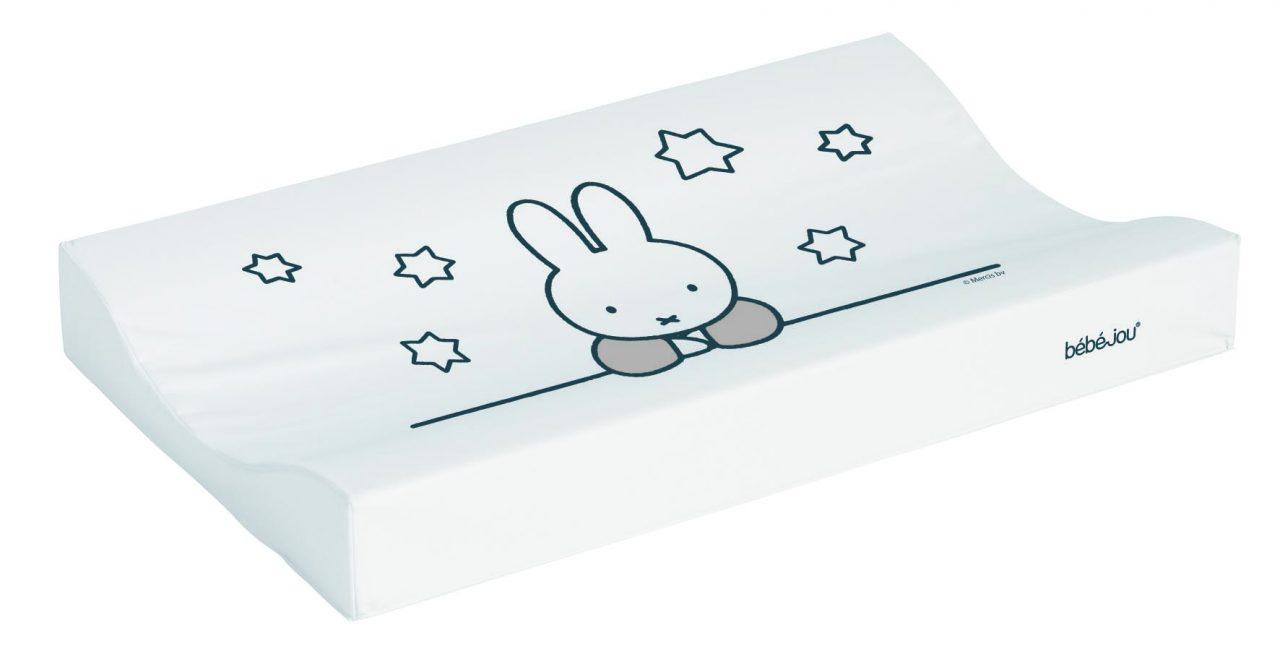 Changing pad 72x44cm Miffy Stars