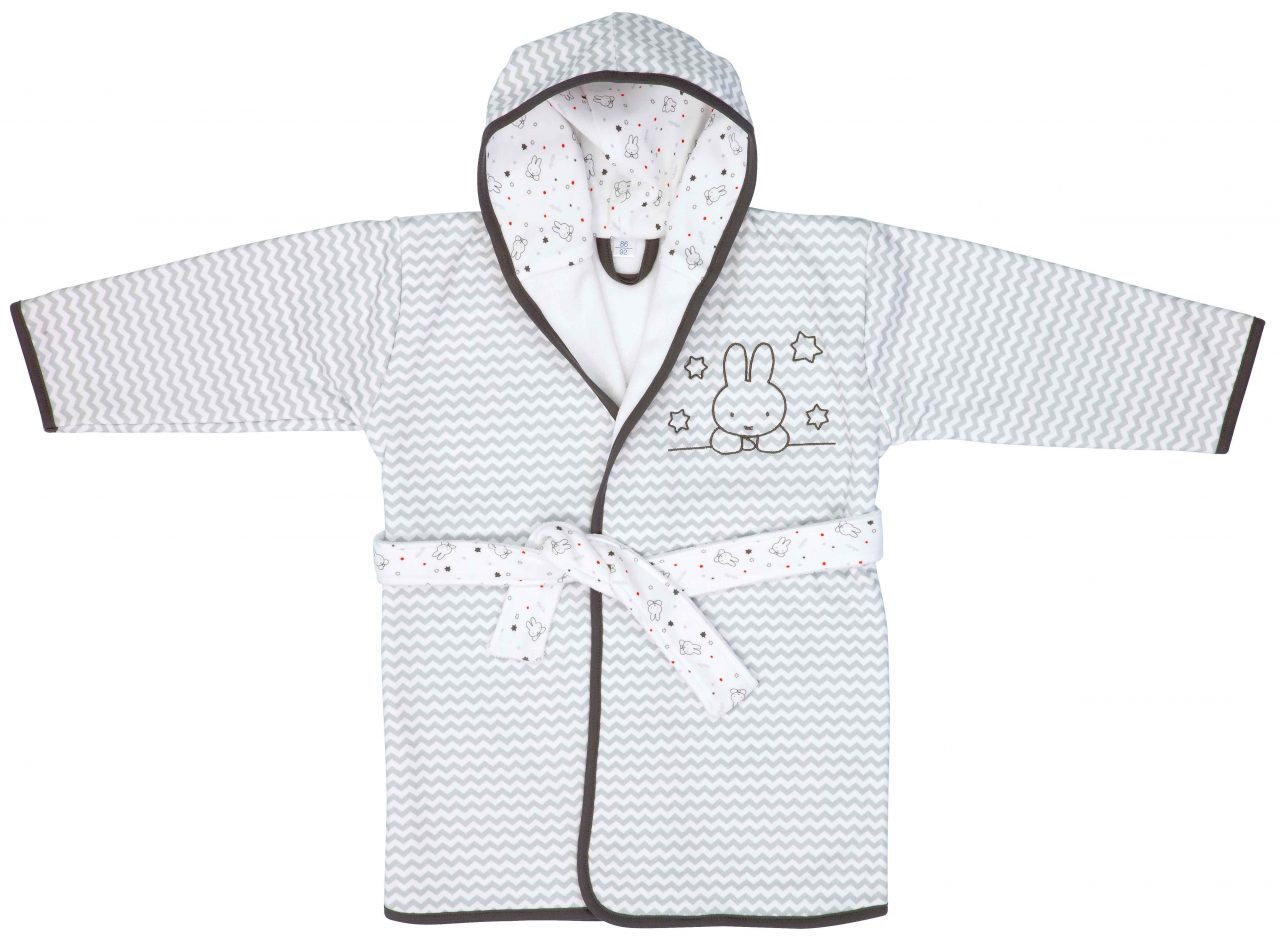 Bathrobe Miffy Stars