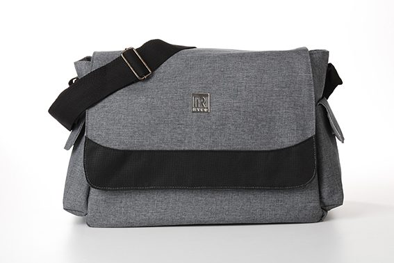 Nursery bag Vogue grey