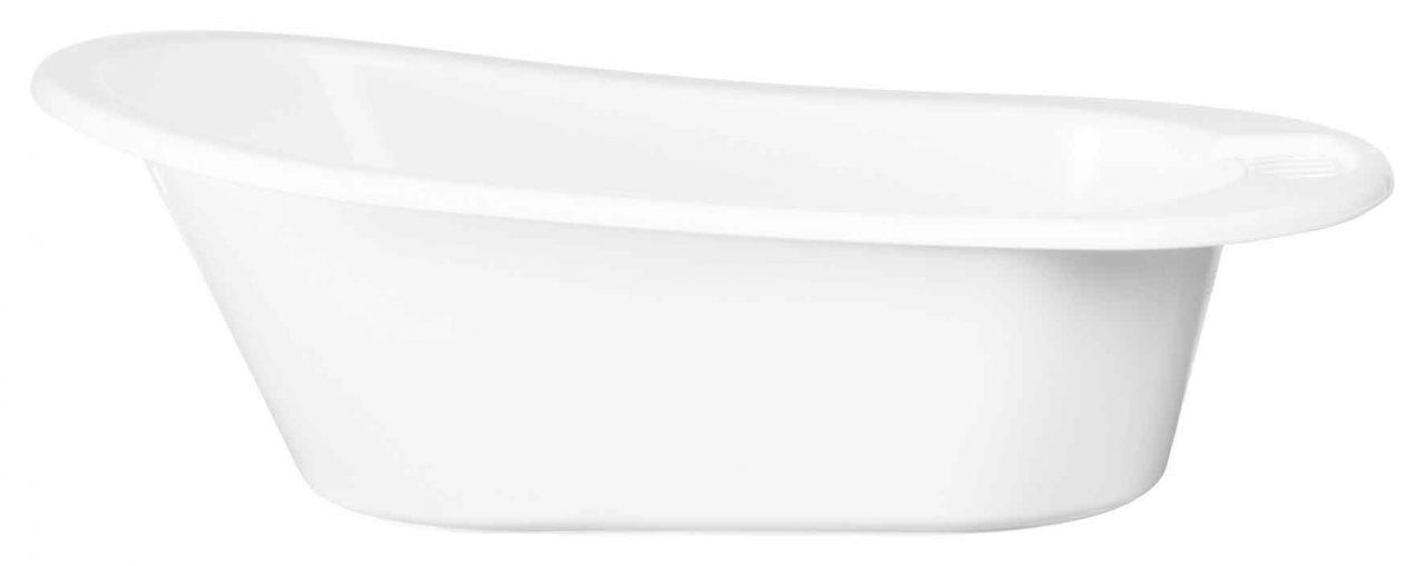 Baby bath Click White