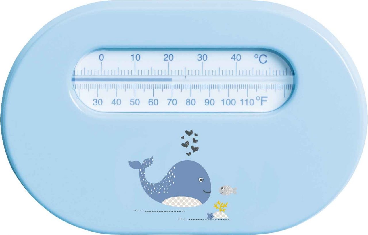 Room thermometer Wally Whale