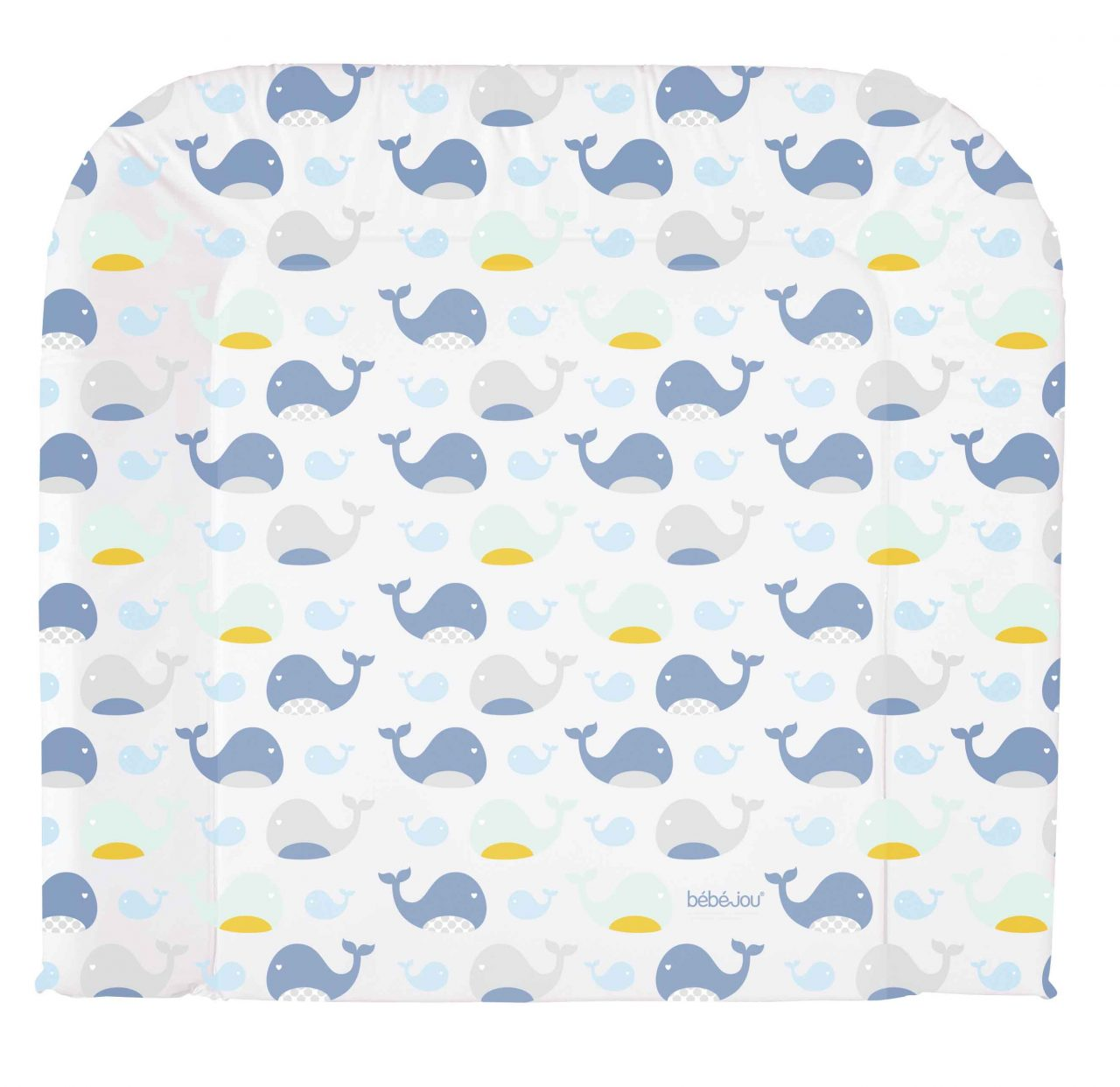 Changing pad 72x76cm Wally Whale
