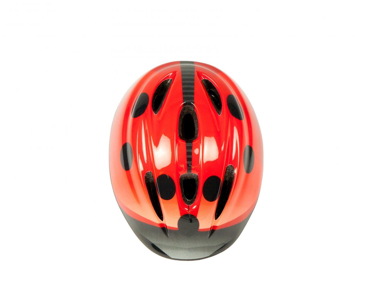 Bike helmet Ladybug