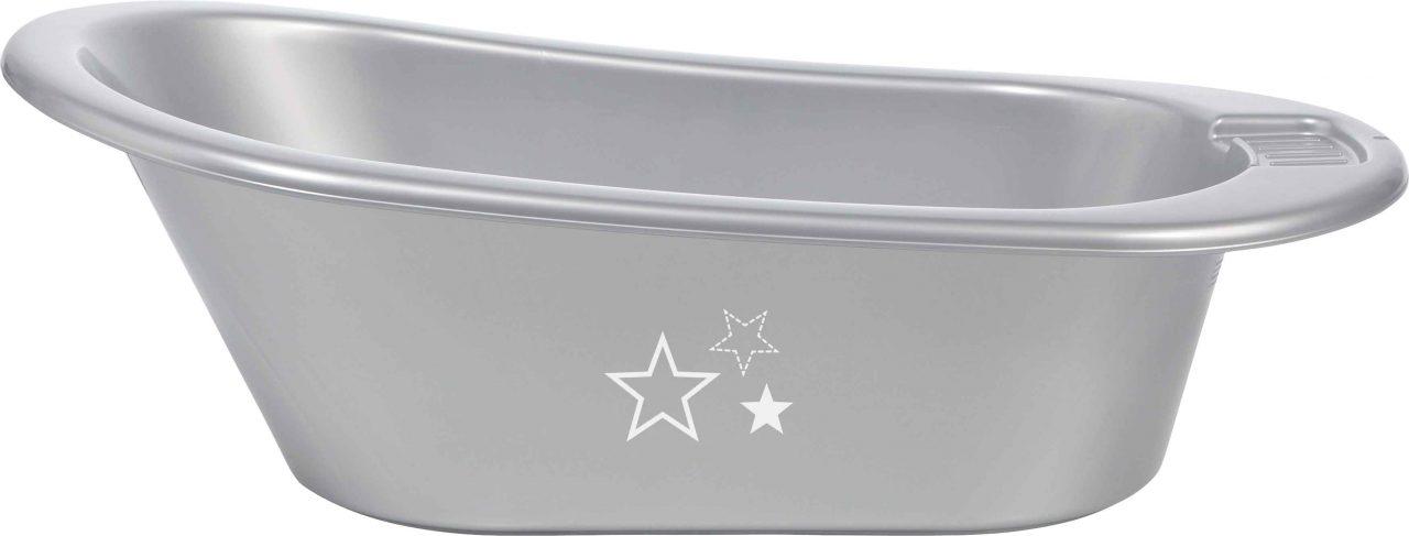 Baby bath Click Silver Stars