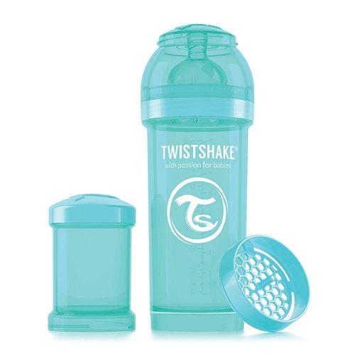 Baby bottle 260ml Turquoise