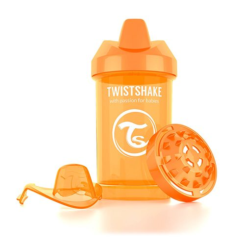 Crawler Cup 300ml Orange