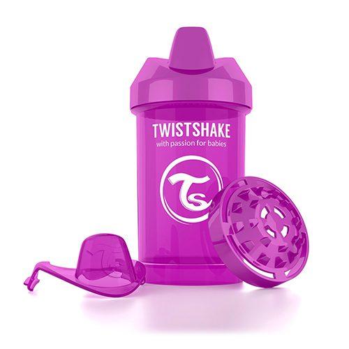 Crawler Cup 300ml Purple