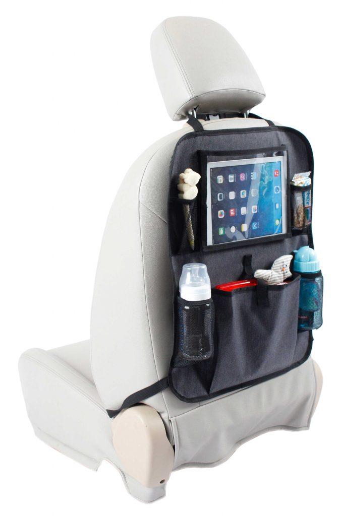 Tablet car organizer