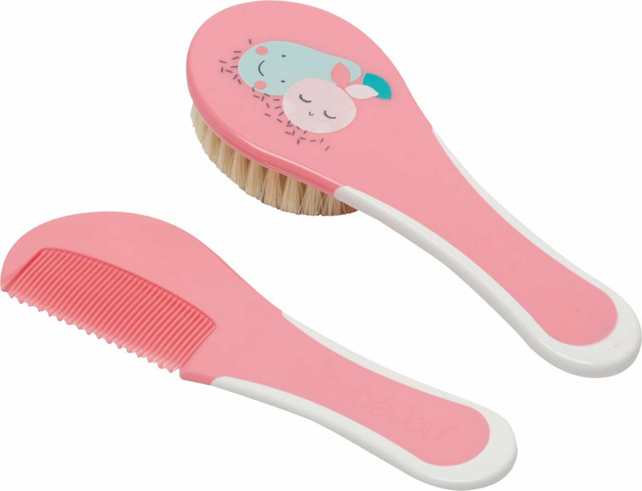 Brush and comb Blush Baby