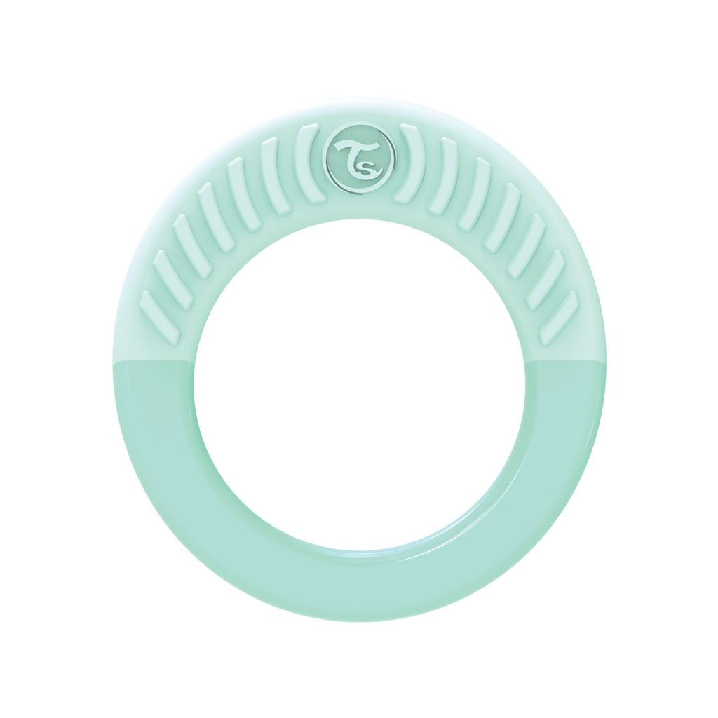 Teether Pastel Green