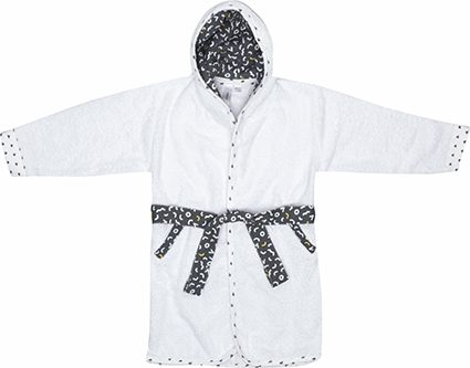 Bathrobe Memphis Grey