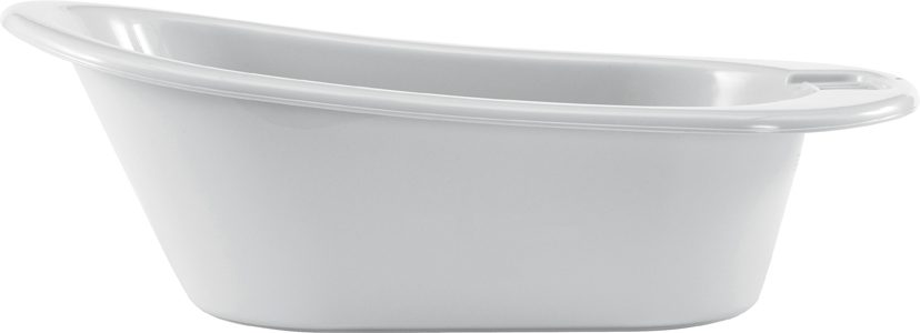 Baby bath Click Light grey