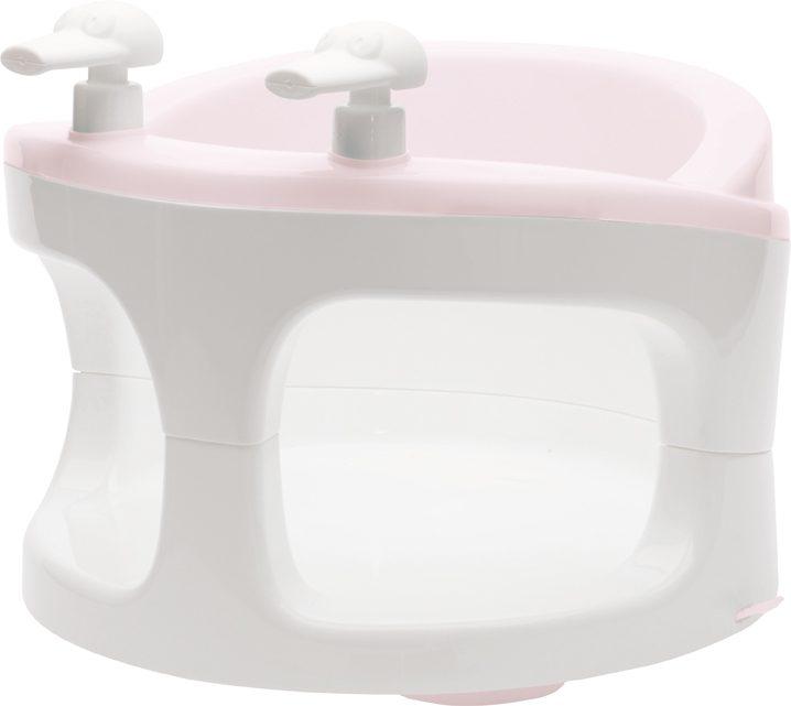 Bath ring White/Pretty Pink