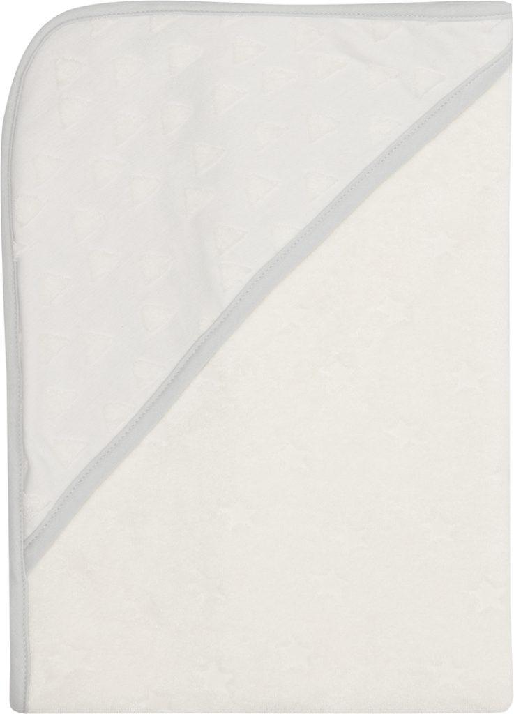 Bathcape Fabulous Shadow White