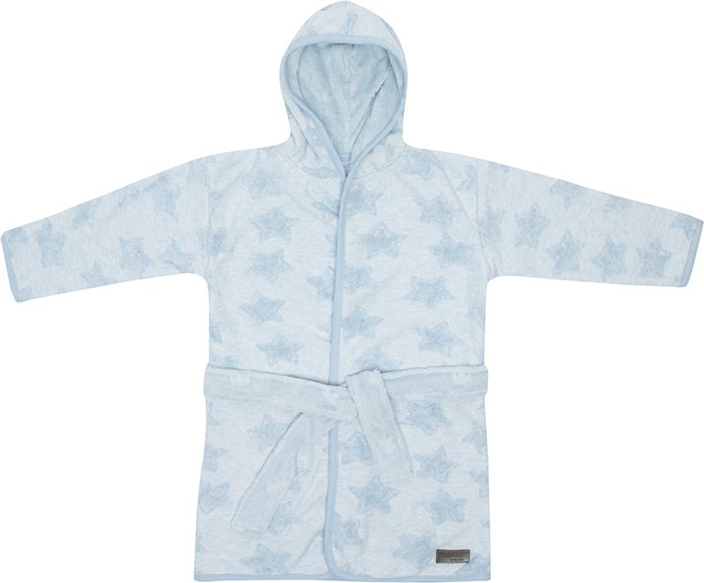 Bathrobe Fabulous Frosted Blue