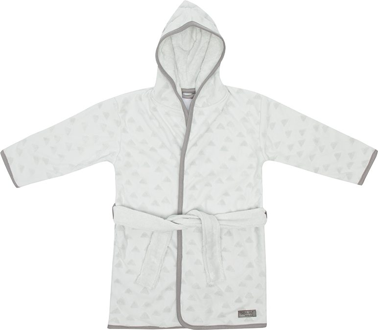 Bathrobe Fabulous Cloud Grey