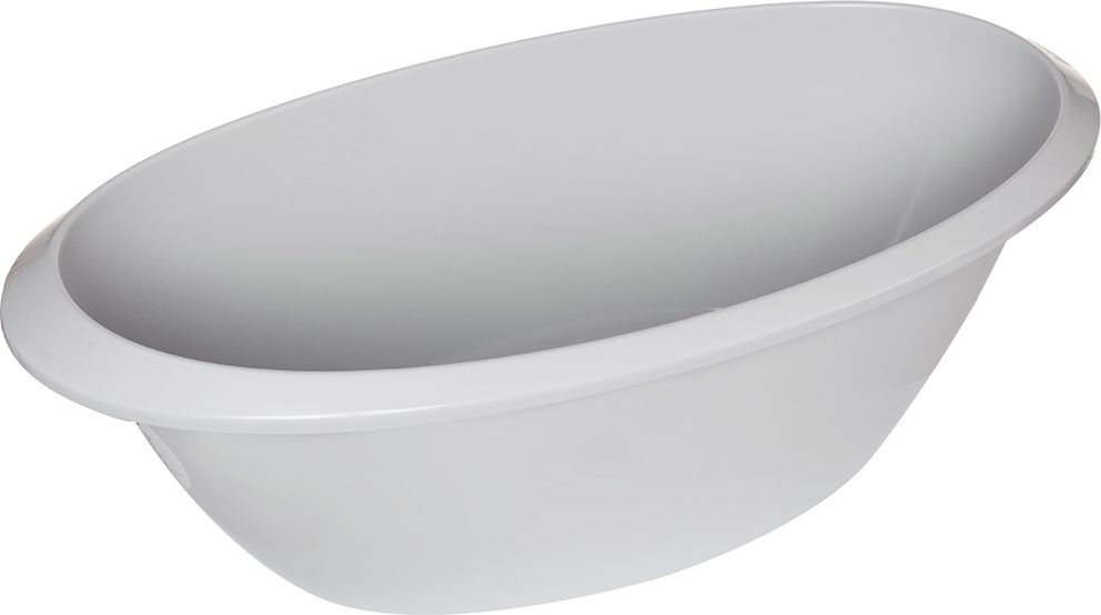 Baby bath Light Grey