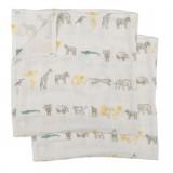 Tetra cloths MOWGLI