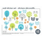 Stickerset FABEL