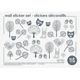 Stickerset FOREST