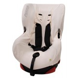Car seat cover white