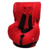 Car seat cover red