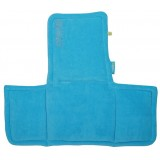 Cushion highchair aqua