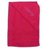 Bathcape pink