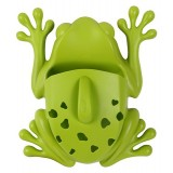 Bath toy storage Frog Pod.