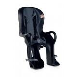 Bike seat 10+ black/grey