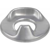 Toilet seat Silver