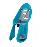 Bike seat Eggy aqua Limited Edition