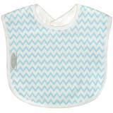 Bib Junior jersey blue chevron
